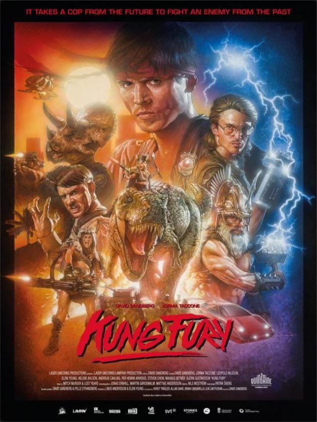 Fúria de Kung (2015)