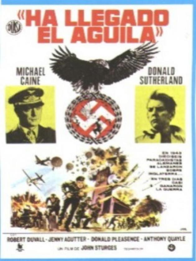 Ha llegado el águila (1976)