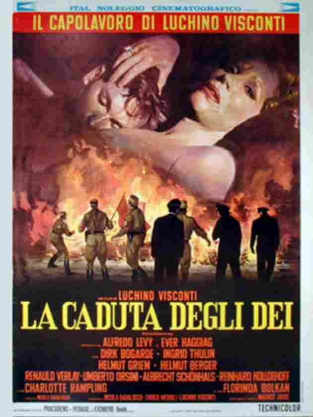 La caída de los Dioses (1969)