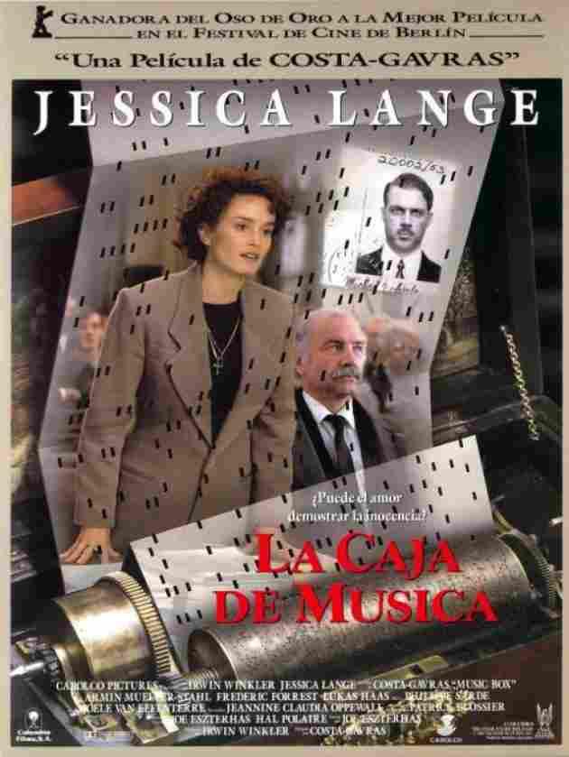 La caja de música (1989)
