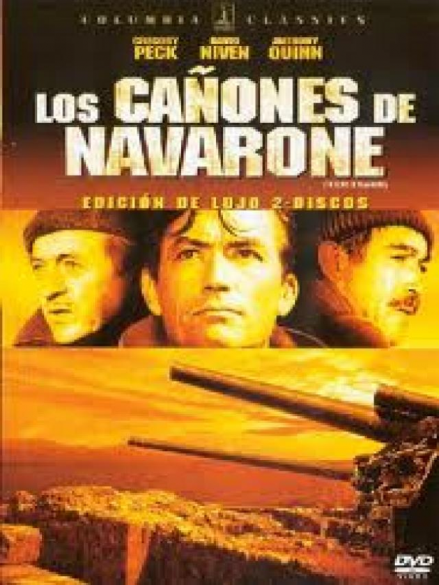 Los cañones de Navarone (1961)
