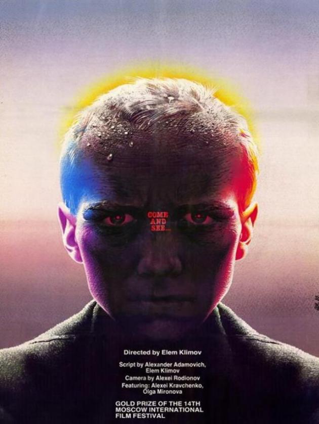 Masacre: ven y mira (1985)