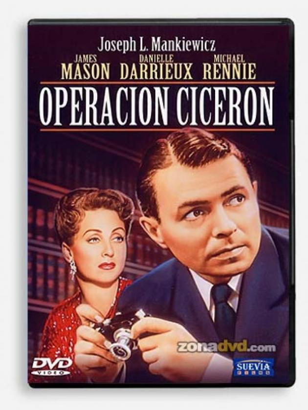 Operasi Cicero (1952)