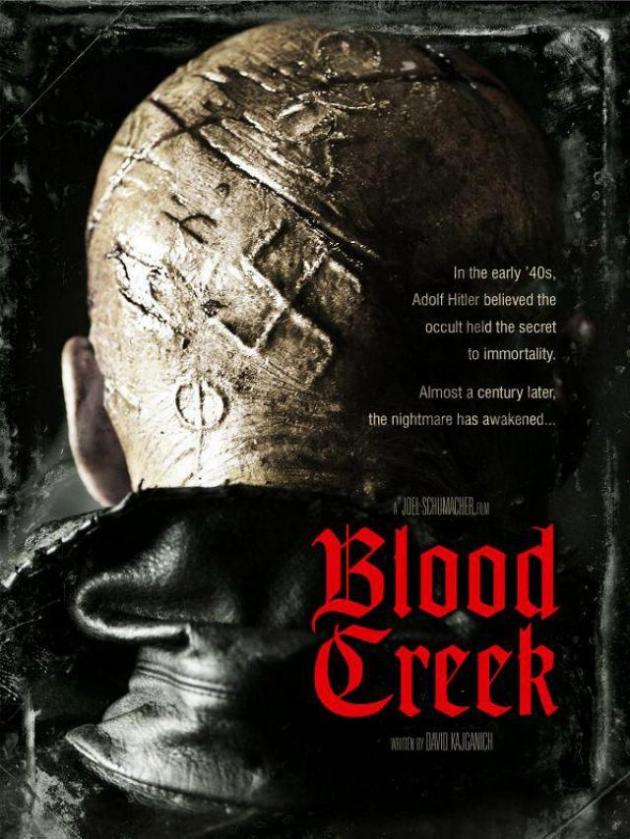 Pembantaian The Town Creek (2009)