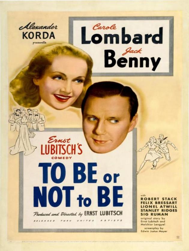 Ser ou não ser (1942)