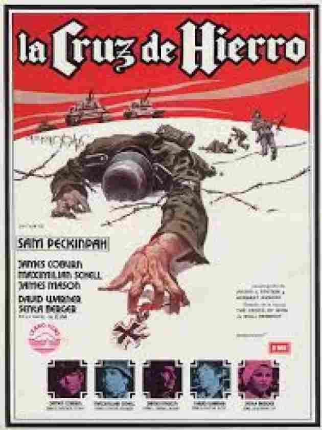 The Iron Cross (1977)