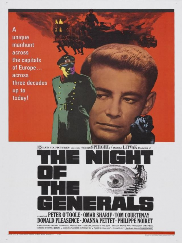 The night of the generals (1966)