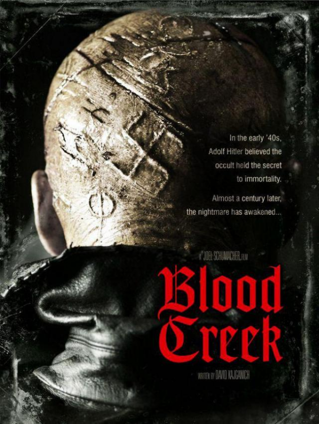 The Town Creek Massacre (2009)