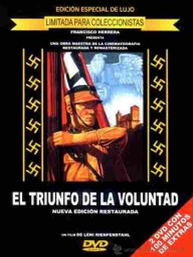 The triumph of the will (1935)