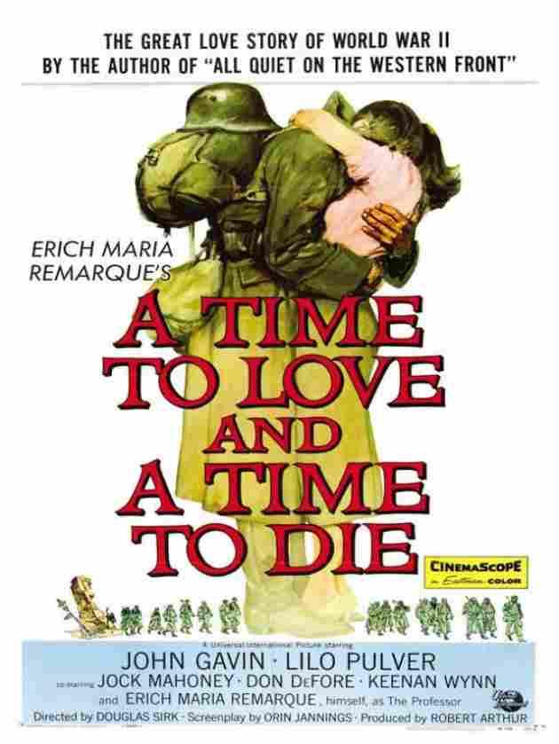 Tiempo de amar, tiempo de morir (1958)
