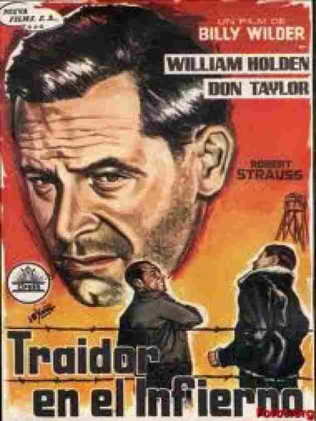 Traidor en el infierno (1953)