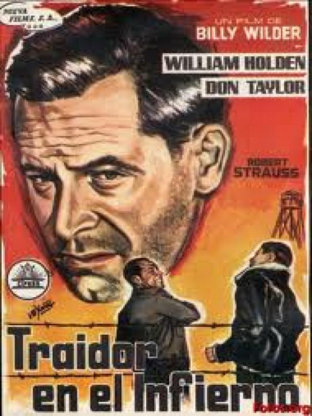Traitor in Hell (1953)