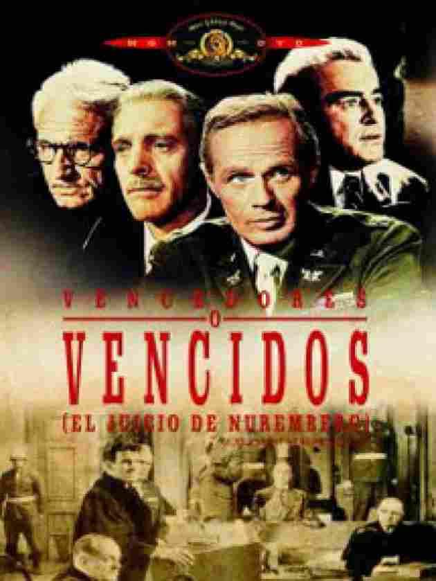 ¿Vencedores o vencidos?/El Juicio de Nuremberg (1961)