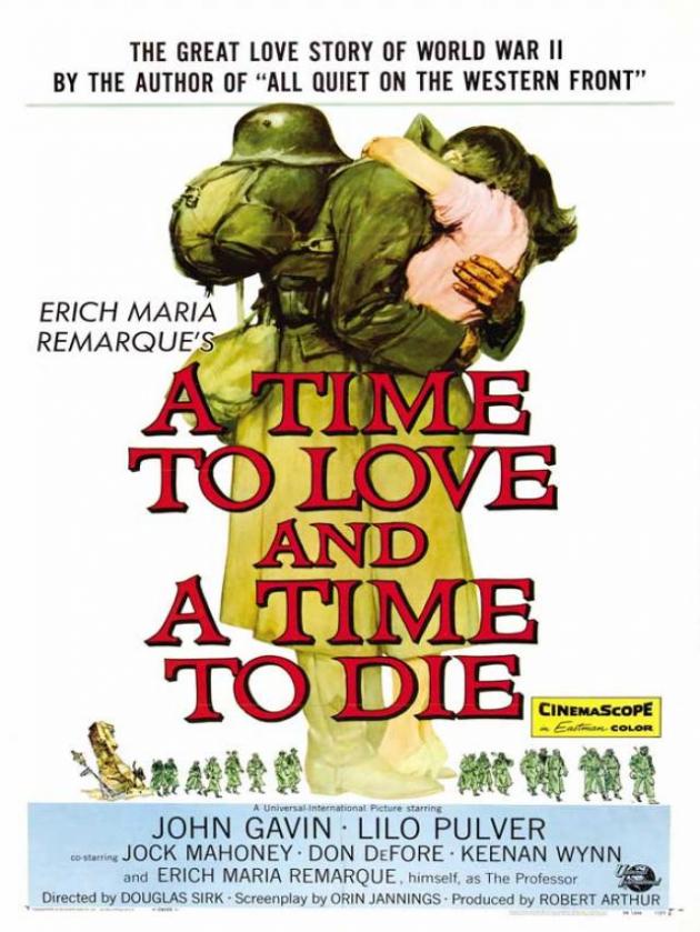 Waktu untuk mencintai, waktu untuk mati (1958)
