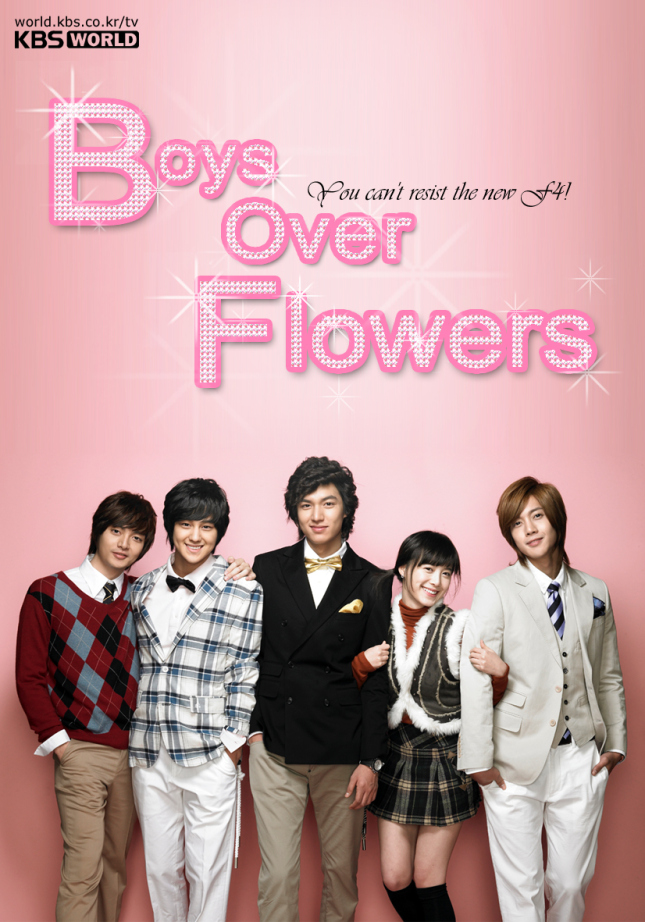 Boys Before Flowers (Don't tell me with flowers - KOREA)