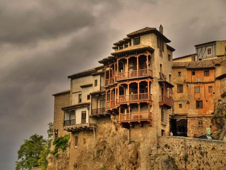Hanging Houses of Cuenca (Province of Cuenca)