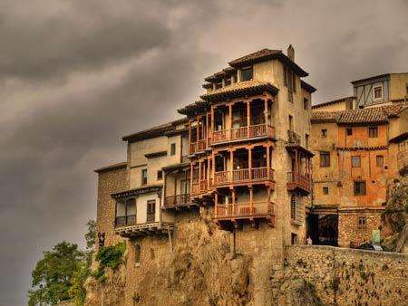 Maisons suspendues de Cuenca (province de Cuenca)