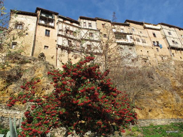 Maisons suspendues de Frías (Province de Burgos)