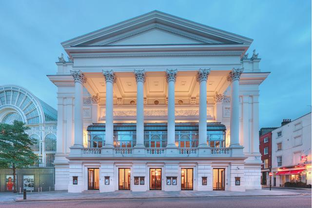 Королевский оперный театр - Лондон (Великобритания)