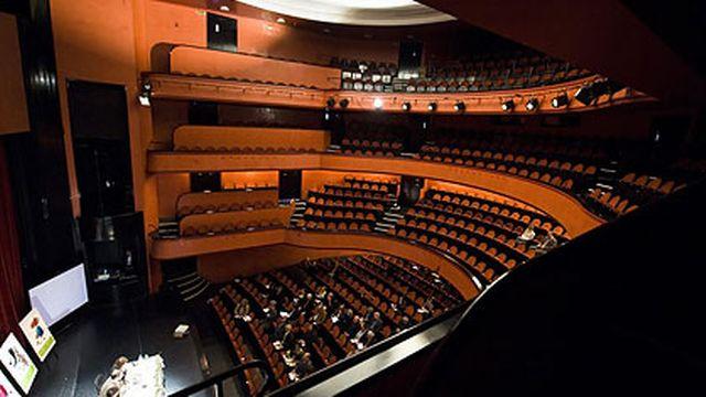 Опера - Лозанна (Швейцария)