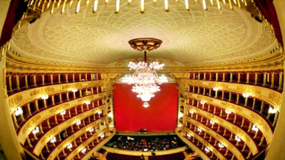 Die berühmtesten Opernhäuser der Welt