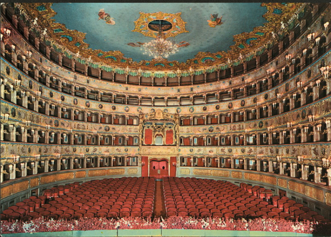 La Fenice - Venecia (Italia)