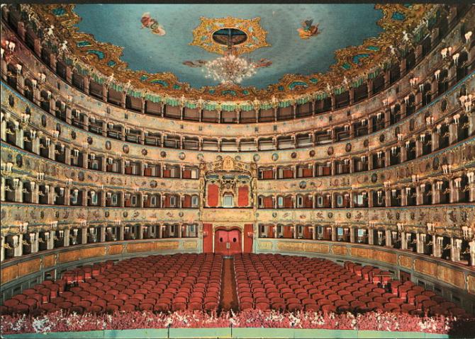 La Fenice - Veneza (Itália)