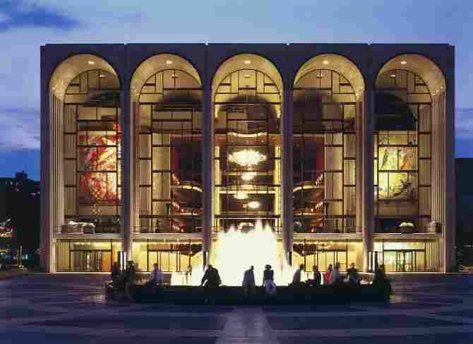 Metropolitan Opera House - New York (Estados Unidos)