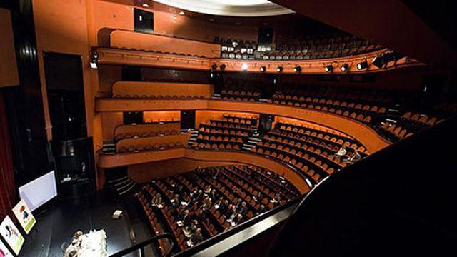 Opéra - Lausanne (Suiza)
