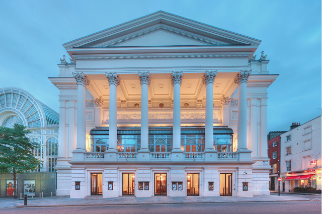 Royal Opera House - London (Storbritannien)