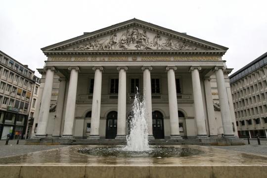 Théâtre de la Monnaie - Bruselas (Bélgica)