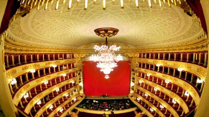Världens mest kända operahus