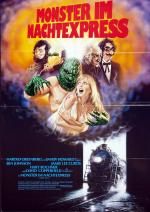 Monster im Nacht-Express