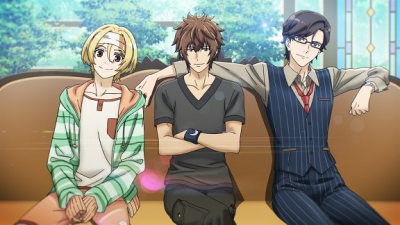 Il miglior Reverse Harem Anime 2018