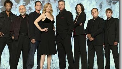 Las Vegas CSI characters