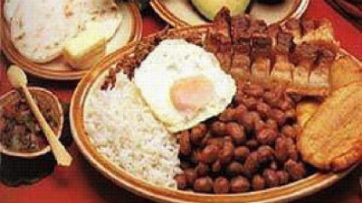 Die bekanntesten typischen Gerichte der kolumbianischen Küche