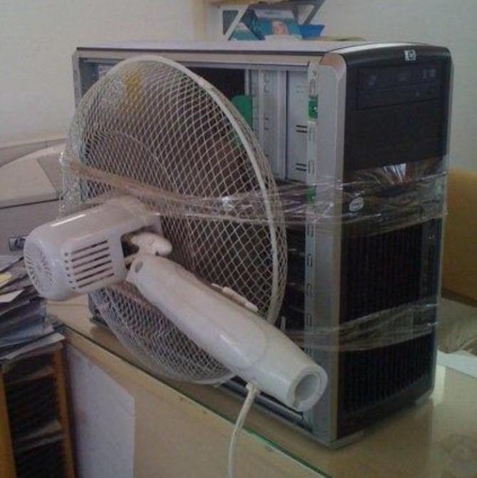 Datorfläkt