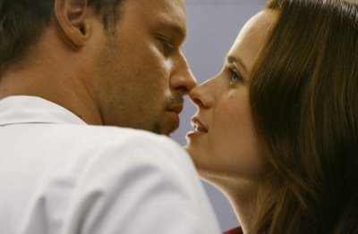 Alex and Ava (Justin Chambers and Elizabeth Reaser)