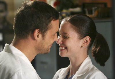 Alex and Lexie (Justin Chambers and Chyler Leigh)