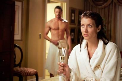 Mark and Addison (Eric Dane and Kate Walsh)