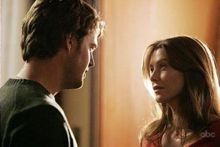 Meredith e Finn (Ellen Pompeo e Chris O'Donnell)