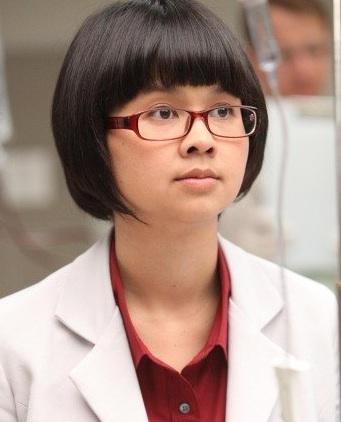 Charlyne Yi (EUA de descendência coreana e filipina)