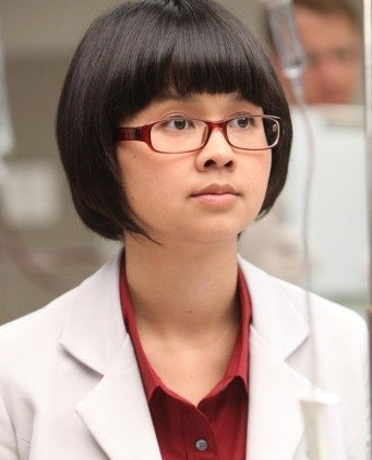 Charlyne Yi (USA of Korean and Filipino descent)