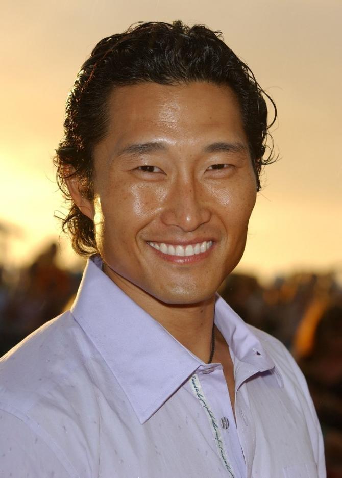 Daniel Dae Kim (Coréia do Sul)