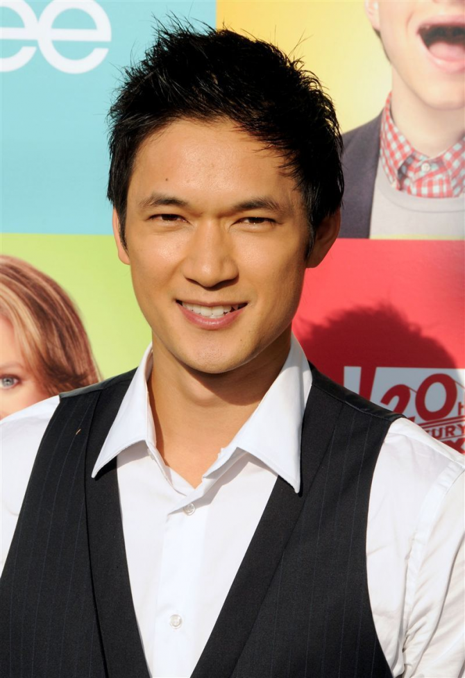 Harry Shum Jr. (Costa Rica de ascendência chinesa)