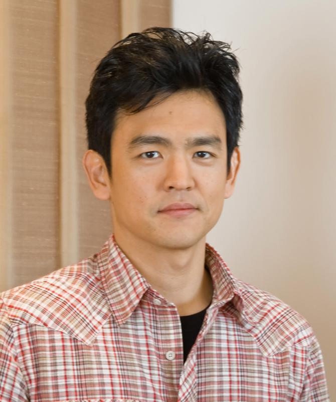 John Cho (Coréia do Sul)