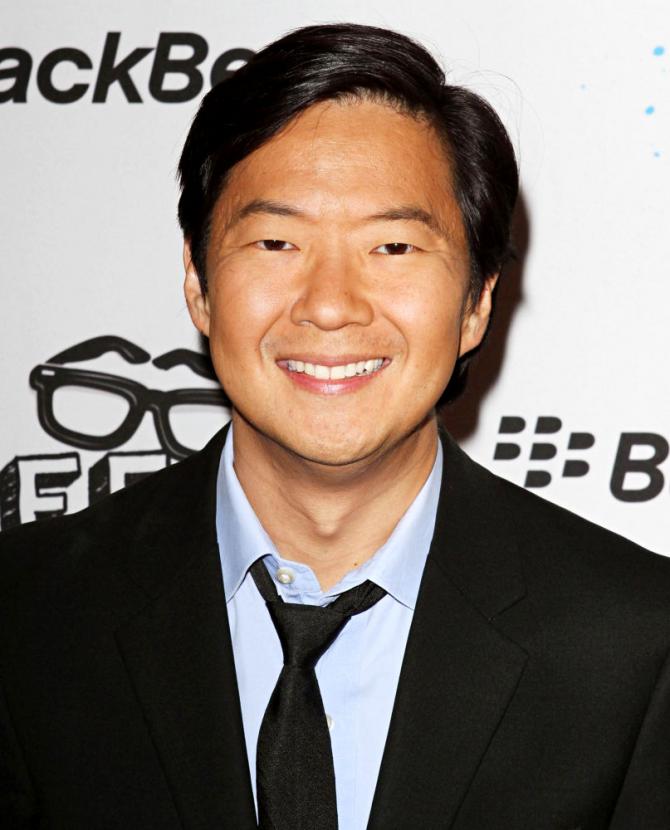 Ken Jeong (EUA com ascendência coreana)