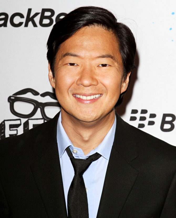 Ken Jeong (USA with Korean descent)