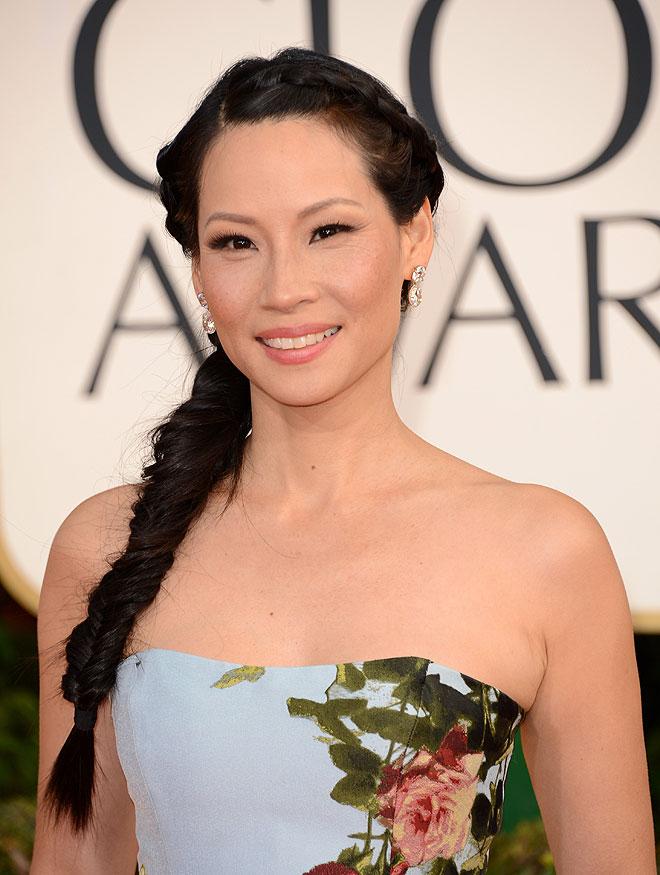 Lucy Liu (EUA de ascendência chinesa)