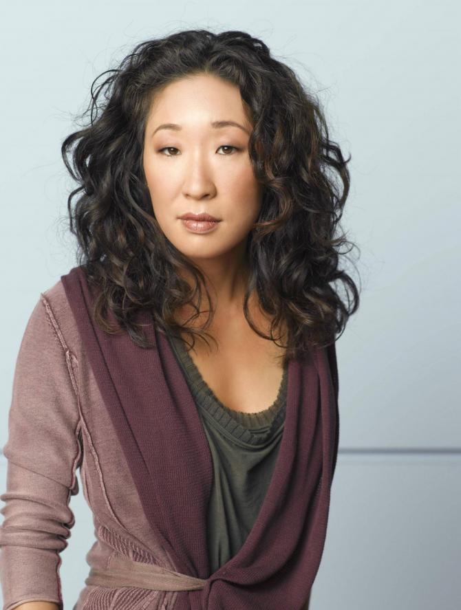 Sandra Oh (Canadá de ascendência coreana)